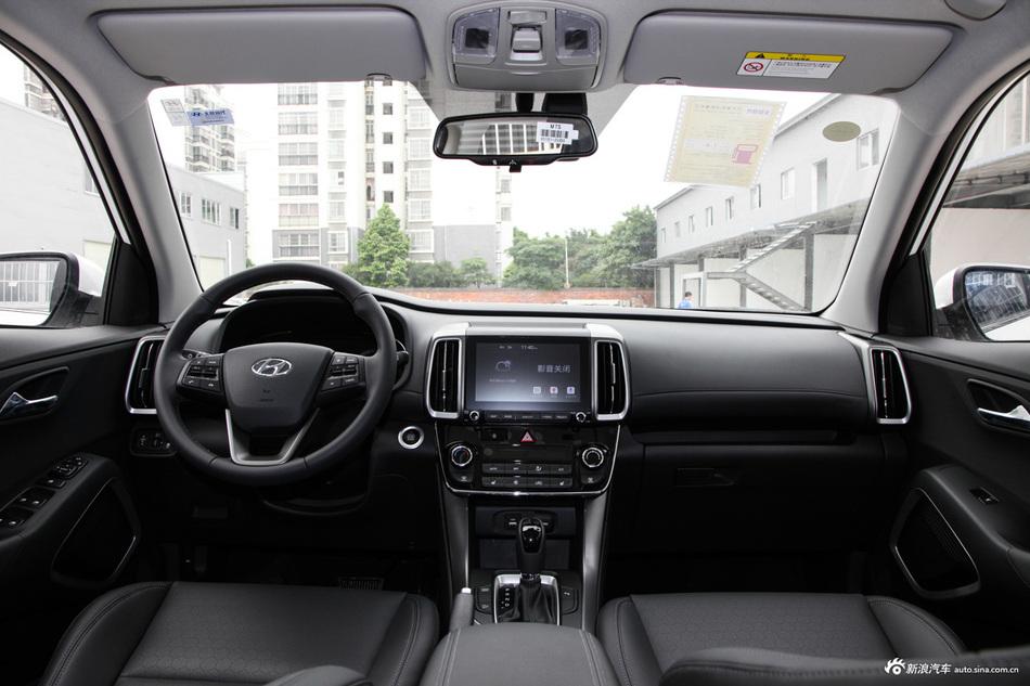 买车必需了解的行情,现代ix35最高优惠1.10万起