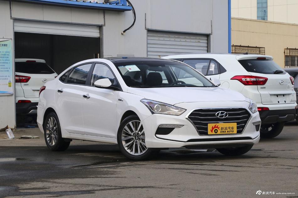 3月新浪报价 现代名图新车9.95万起