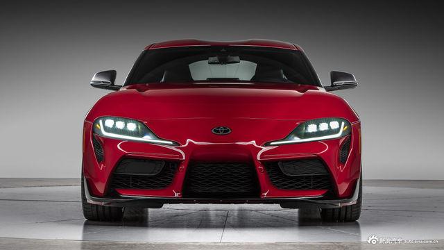 图集|丰田最新Supra,与宝马Z4同平台
