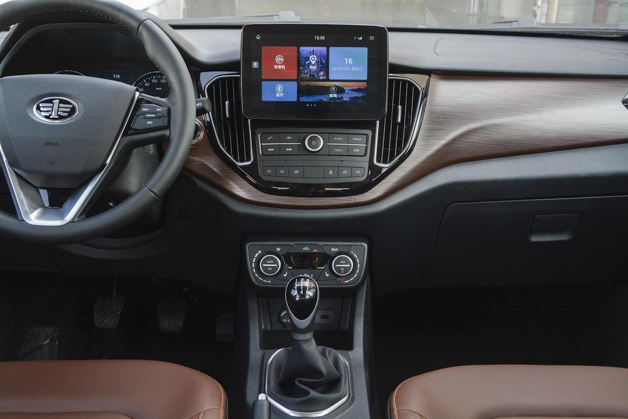 2018款森雅R7C 1.6L 手动豪华型