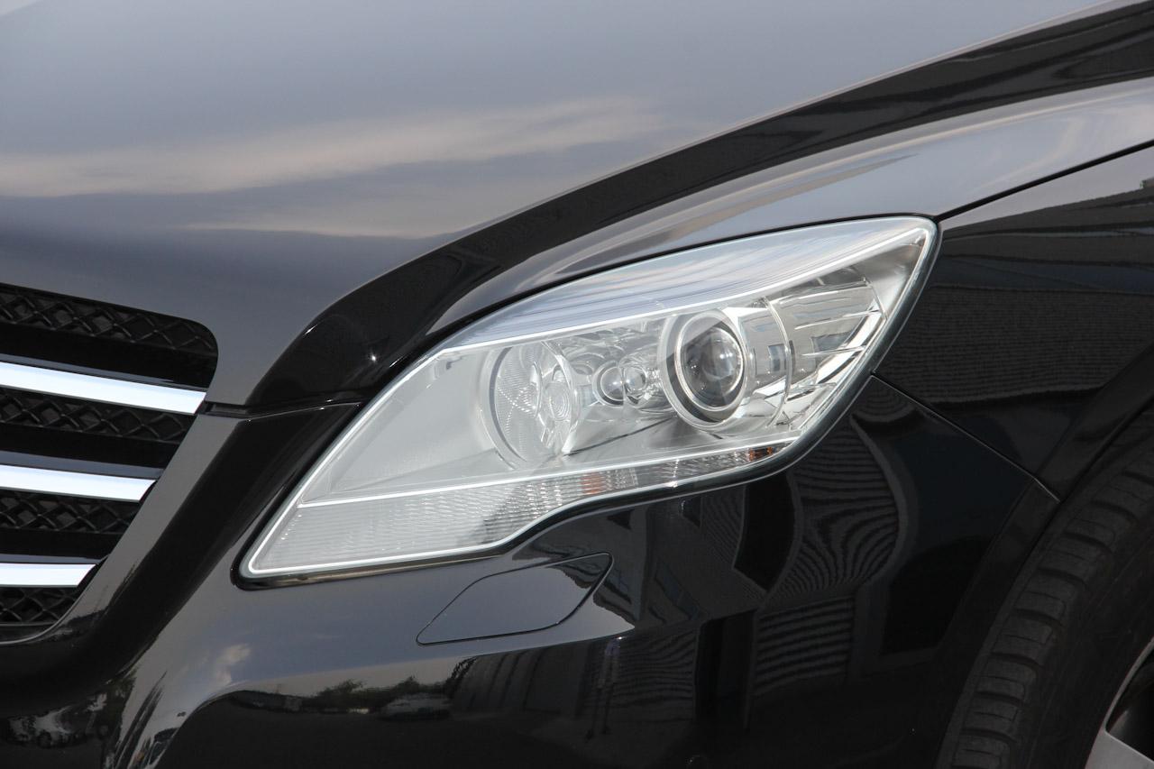 2015款奔驰R320 3.0T自动4MATIC豪华型