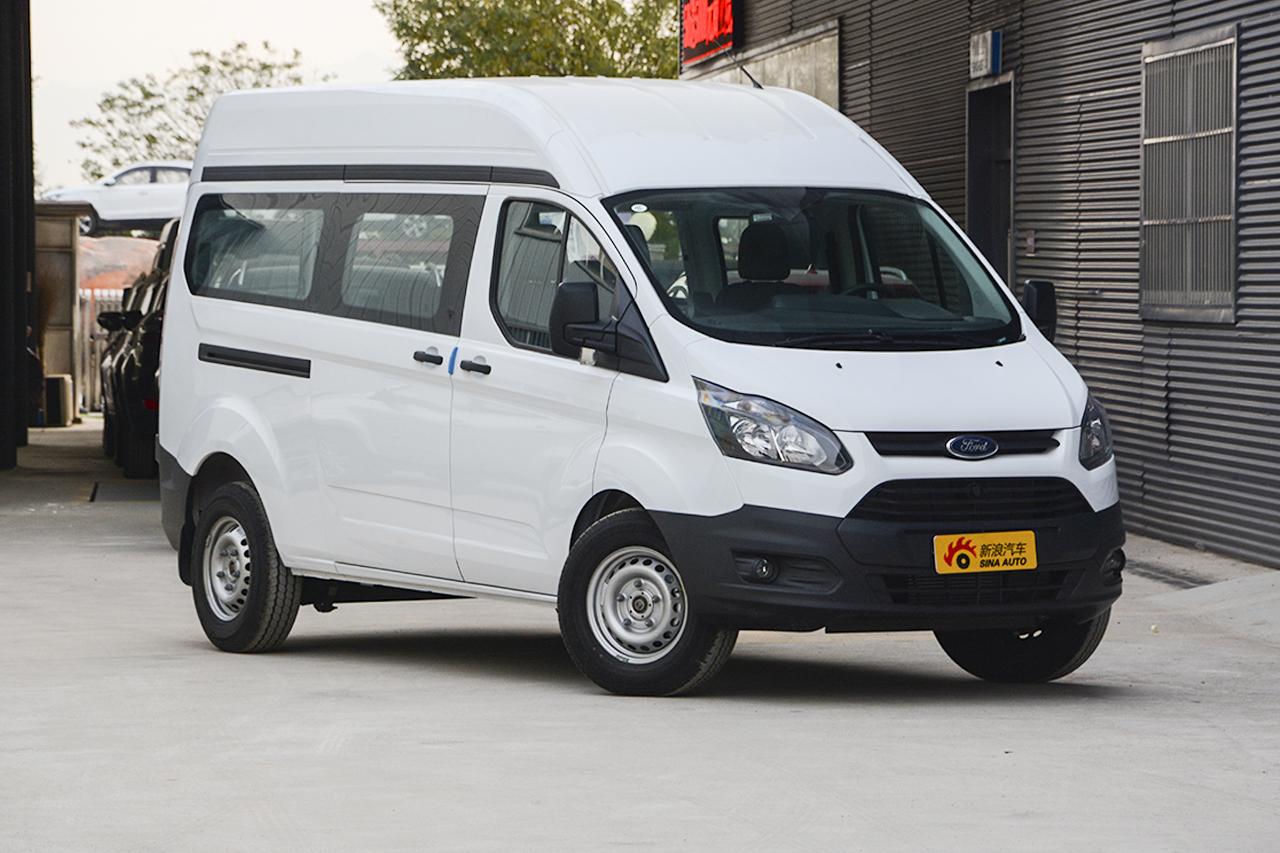 2017款新全顺2.0T中轴中顶柴油Diesel 5/6座Kombi国5