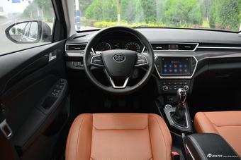 2018款一汽骏派CX65 1.5L手动豪华型