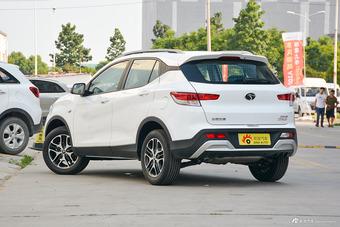 2018款东南DX3 1.5L手动豪华型