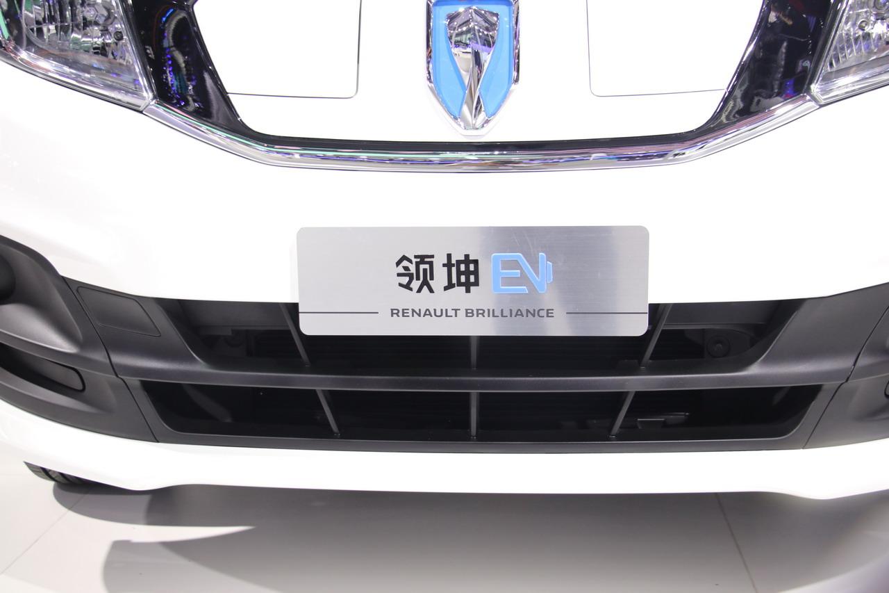 2018广州车展实拍:金杯领坤EV