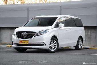 2017款GL8 2.0T自动 28T舒适型 白色