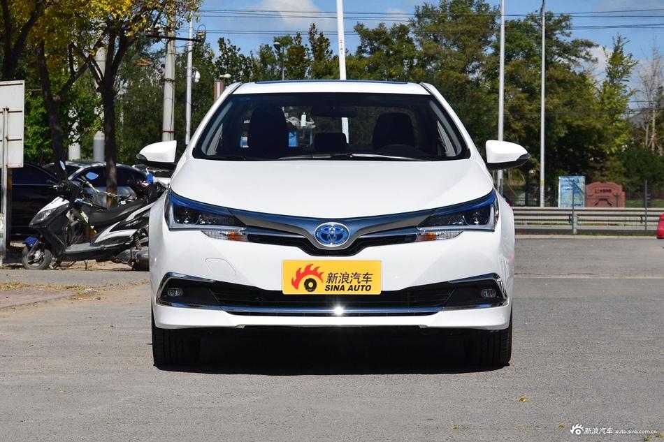 10月限时促销 丰田卡罗拉新能源北京最高优惠1.25万