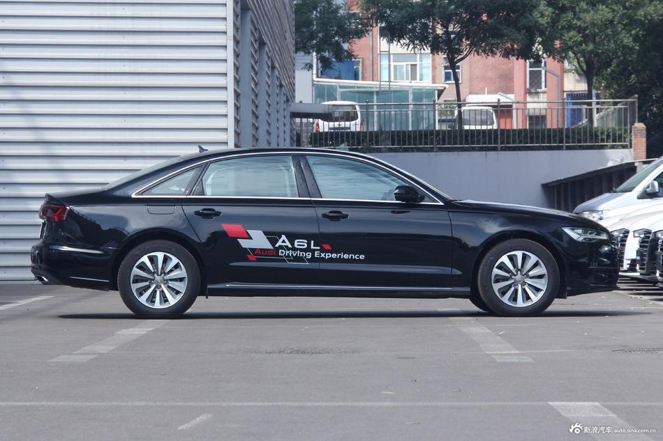 新车二手车都合适,奥迪A6L新车优惠33.24万起