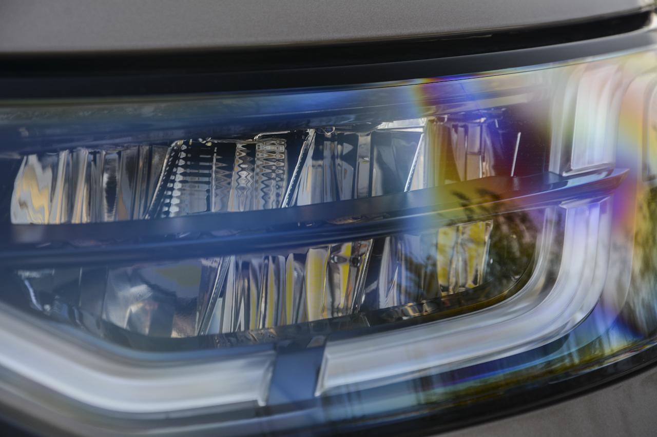 2017款发现3.0自动 V6 S