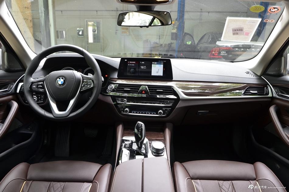 宝马5系低价促销 新浪购车最低享7.6折