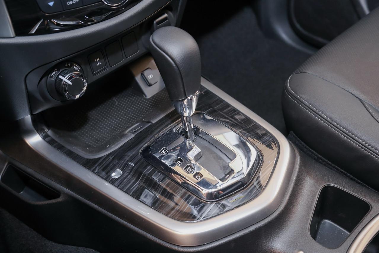 2018款途达 2.5L自动四驱旗舰版