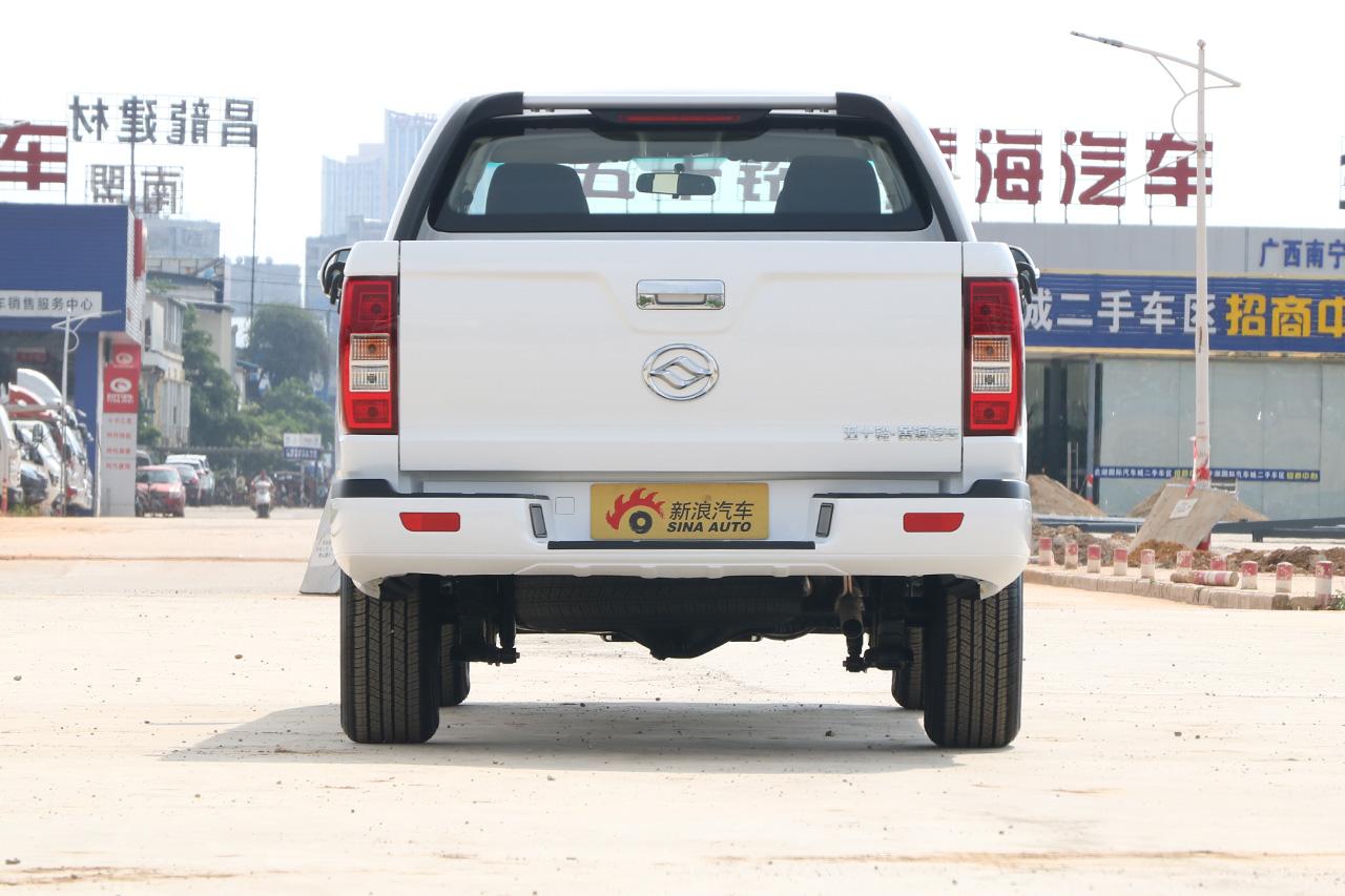 2018款黄海N1 2.8T手动柴油两驱超值版(加长厢)JE493ZLQ5D