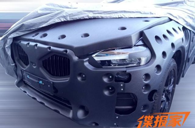 第四季度国产 全新XC60国内谍照首曝