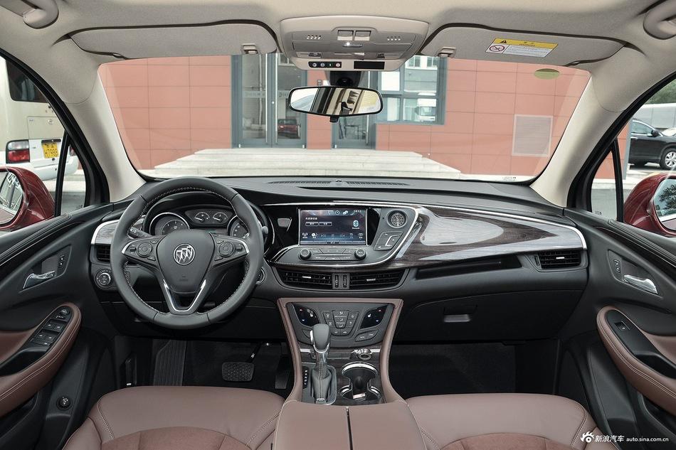 2017款昂科威1.5T自动两驱豪华型20T