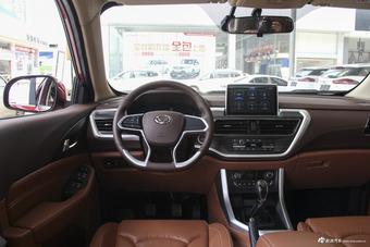 2018款北汽幻速S7 1.5T 手动尊享型