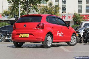 2018款POLO 1.5L自动豪华型