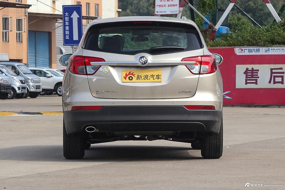 别克昂科威全国新车16.24万起,最高优惠4.89万