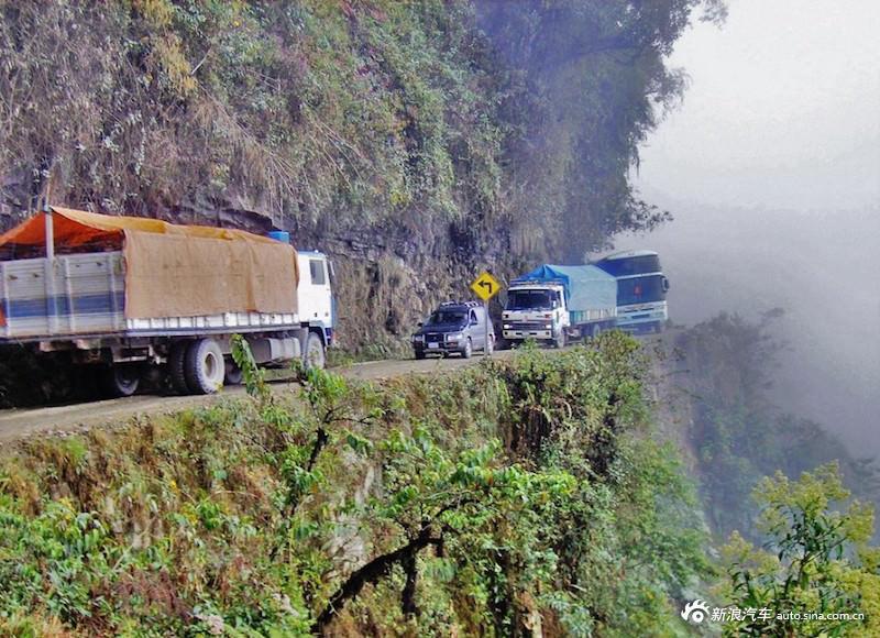 全球第一夺命公路全长不足70公里 年均事故超300宗