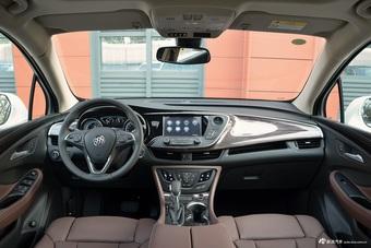 2017款昂科威2.0T自动四驱豪华型28T 雪域白