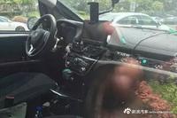 广汽传祺GM8最新谍照曝光