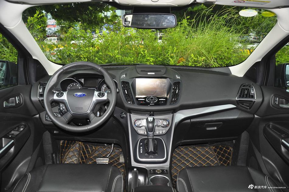 2015款 翼虎 2.0L GTDi 四驱尊贵型