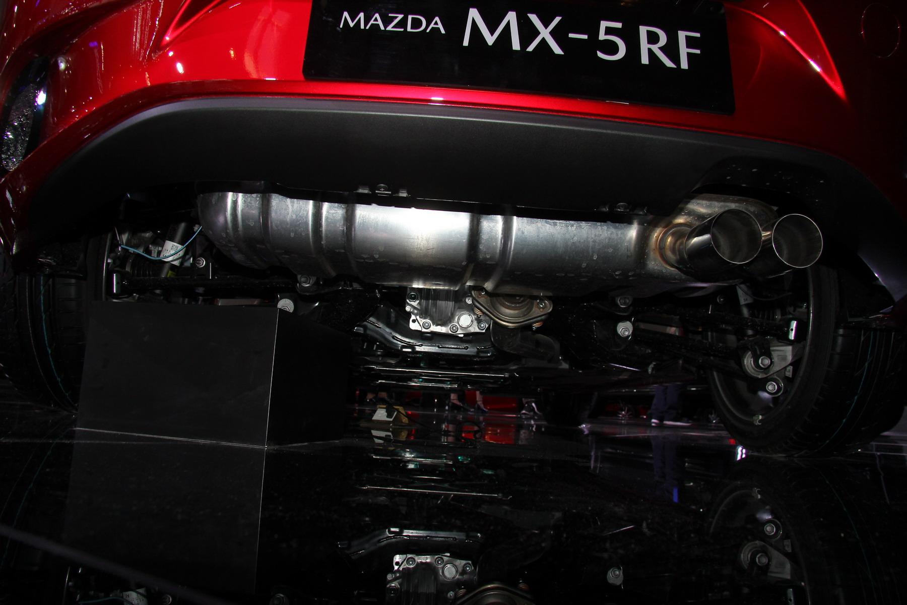 马自达MX-5 RF