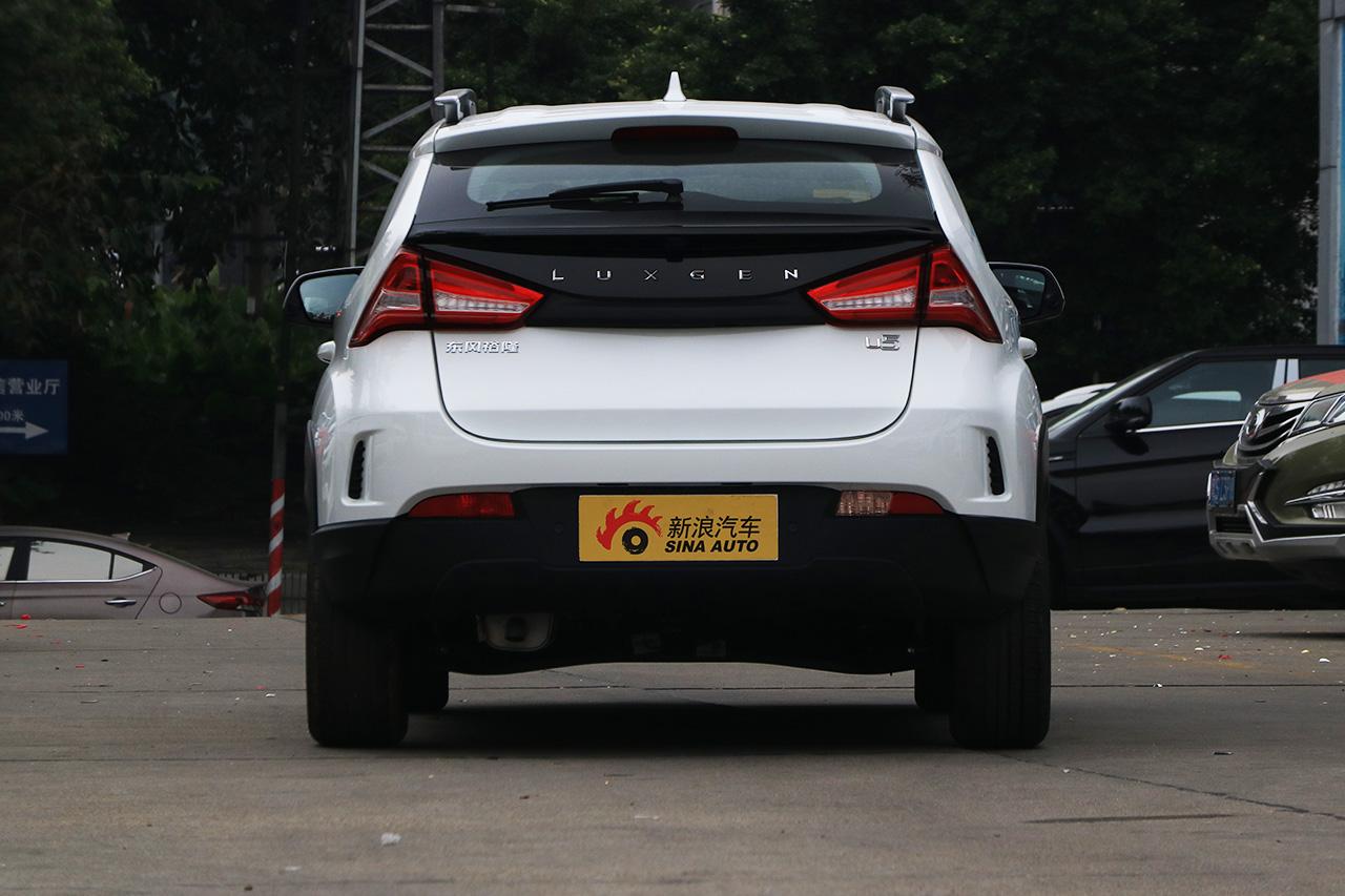 2017款纳智捷 U5 SUV 1.6L CVT爵士版