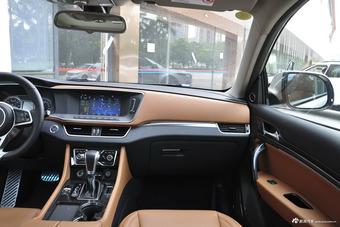 2017款众泰T600 Coupe 1.5T自动尊贵型