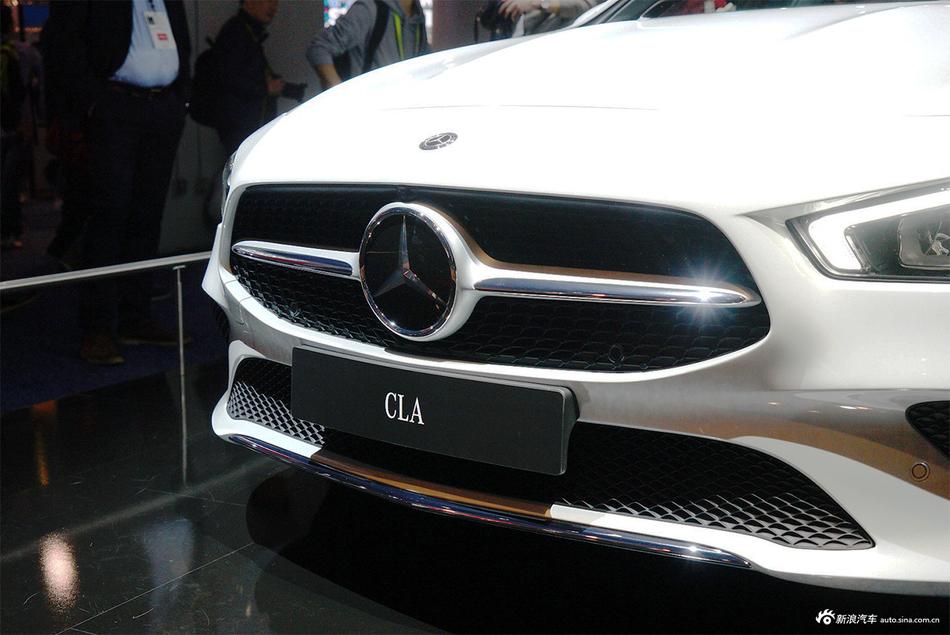 如今全国最低21.62万,奔驰CLA级多少人值得拥有