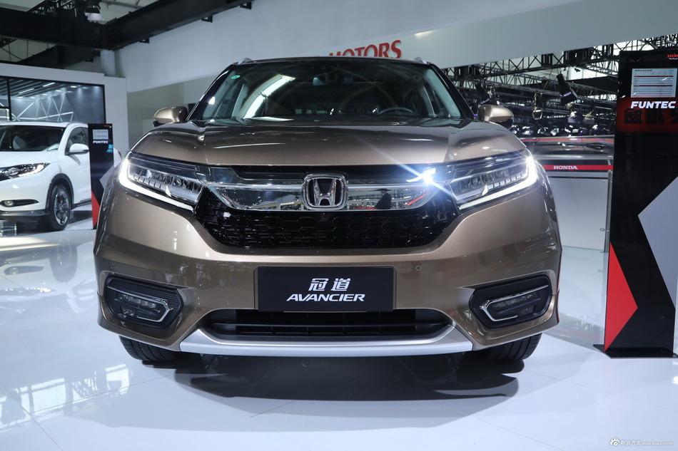 新车二手车都合适,本田冠道新车优惠21.02万起