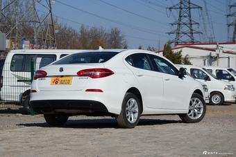 2017款中华H3 1.5L自动豪华型