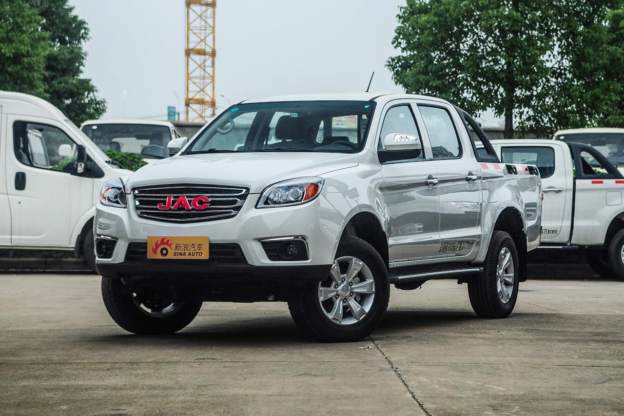 2015款 帅铃T6 2.0L汽油新锐型HFC4GA3-3D