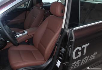宝马5系GT空间图