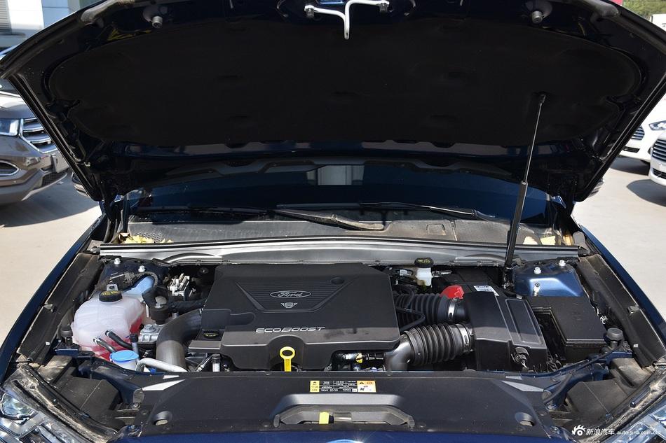 2017款福特金牛座 2.7T自动EcoBoost 325LTD限量版