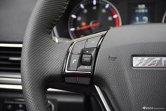 2018款哈弗H6运动版1.5T手动两驱精英型红标