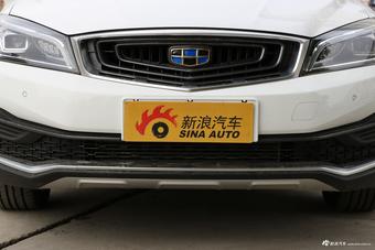 2018款吉利远景S1 1.4T自动锋驰型