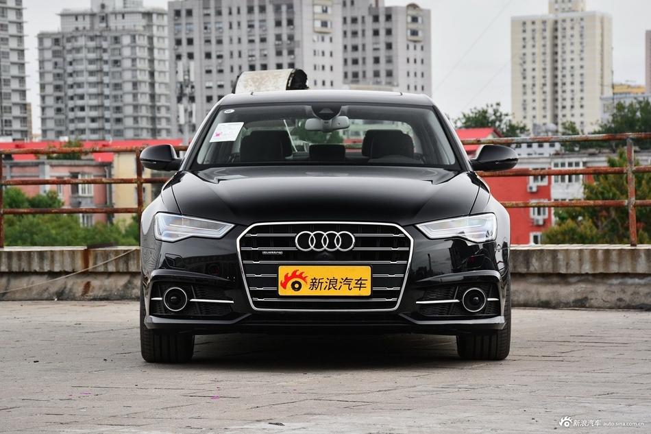 1月新浪报价 奥迪A6L新车31.71万起