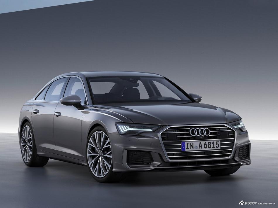 全新奥迪A6发布 最新科技/风格更加年轻