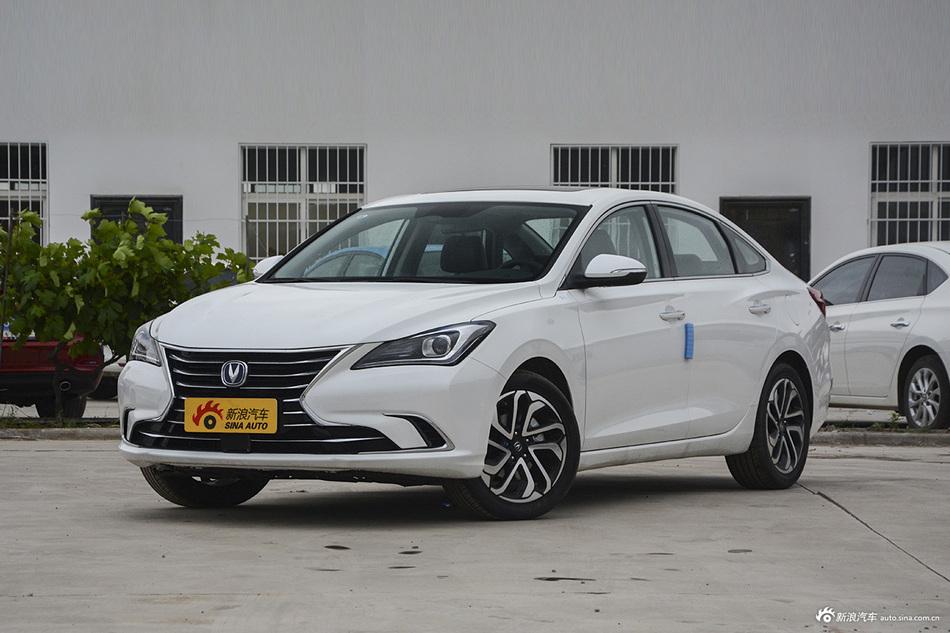 2018款逸动1.6L GDI手动尊尚型
