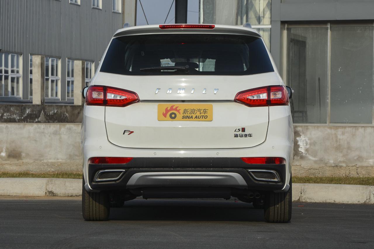 2017款福美来F7 1.5T 7座自动标准型