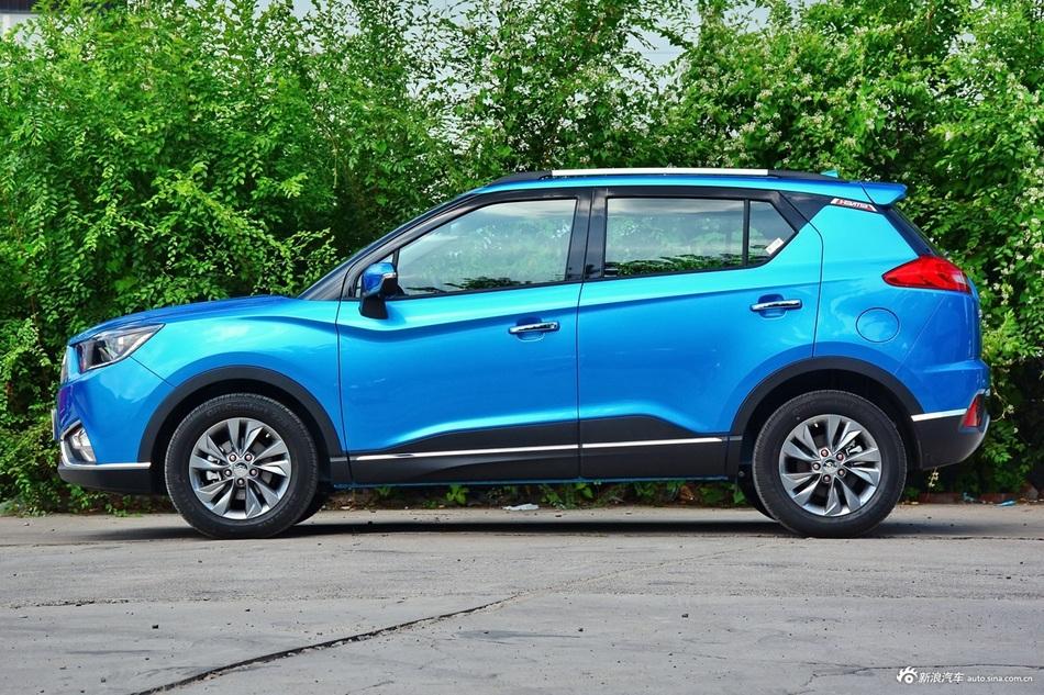9月新浪报价 海马汽车海马S5青春版最高直降0.35万