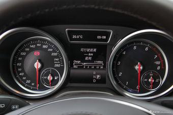 2018款奔驰GLS级 GLS400 3.0T自动4MATIC动感型