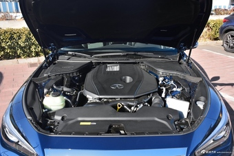 英菲尼迪Q50L底盘图