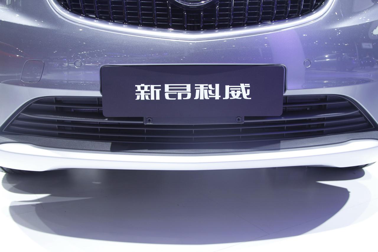 2018广州车展实拍:昂科威