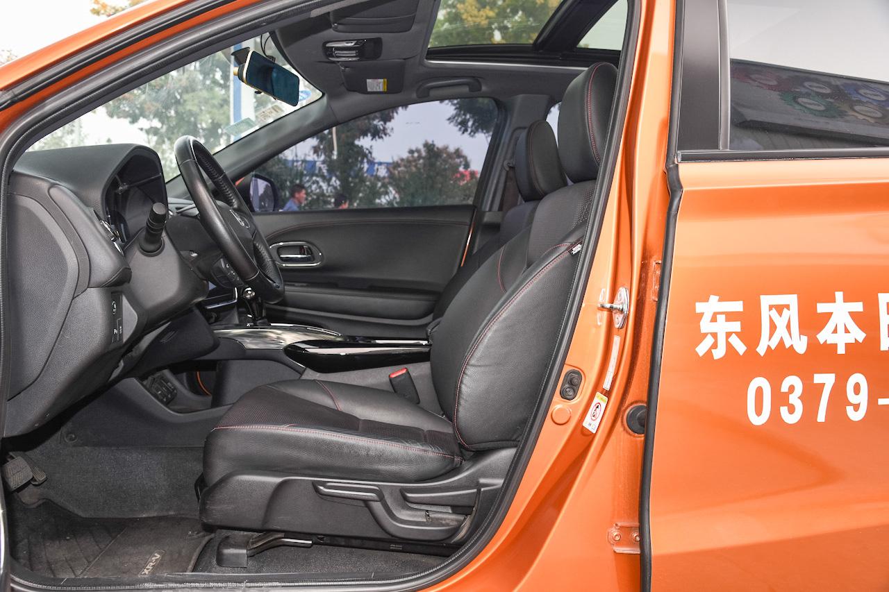 2015款XR-V 1.8L自动VTi CVT豪华版