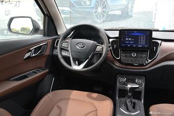 2017款森雅R7 1.6L 自动尊贵型