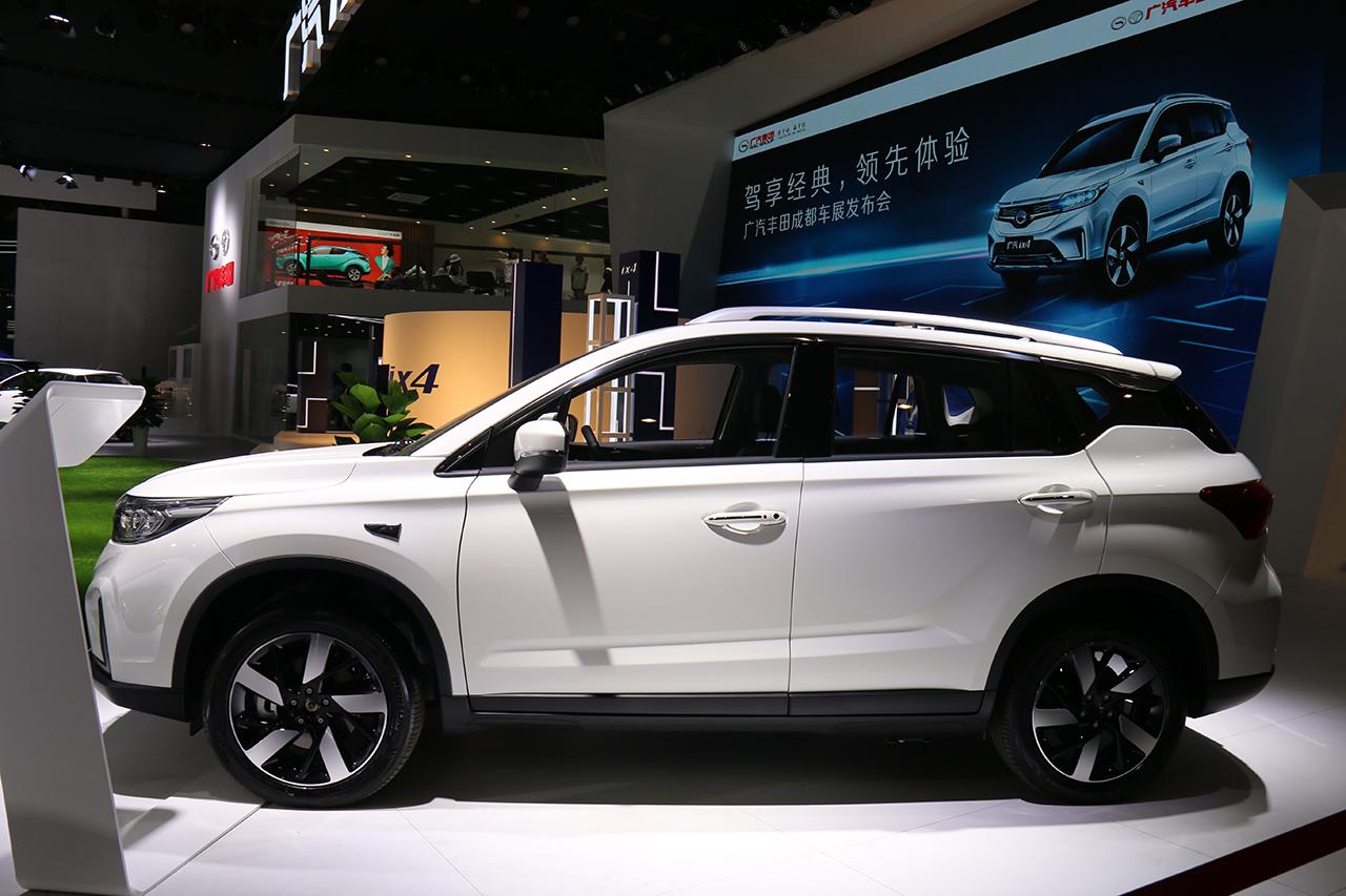 广汽IX4新能源