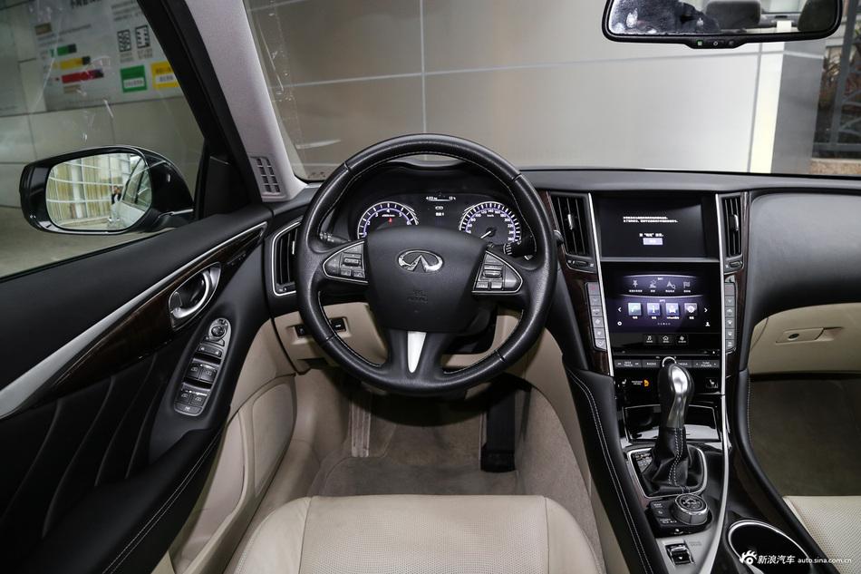 新车随便挑,英菲尼迪Q50L成交价21.50万起