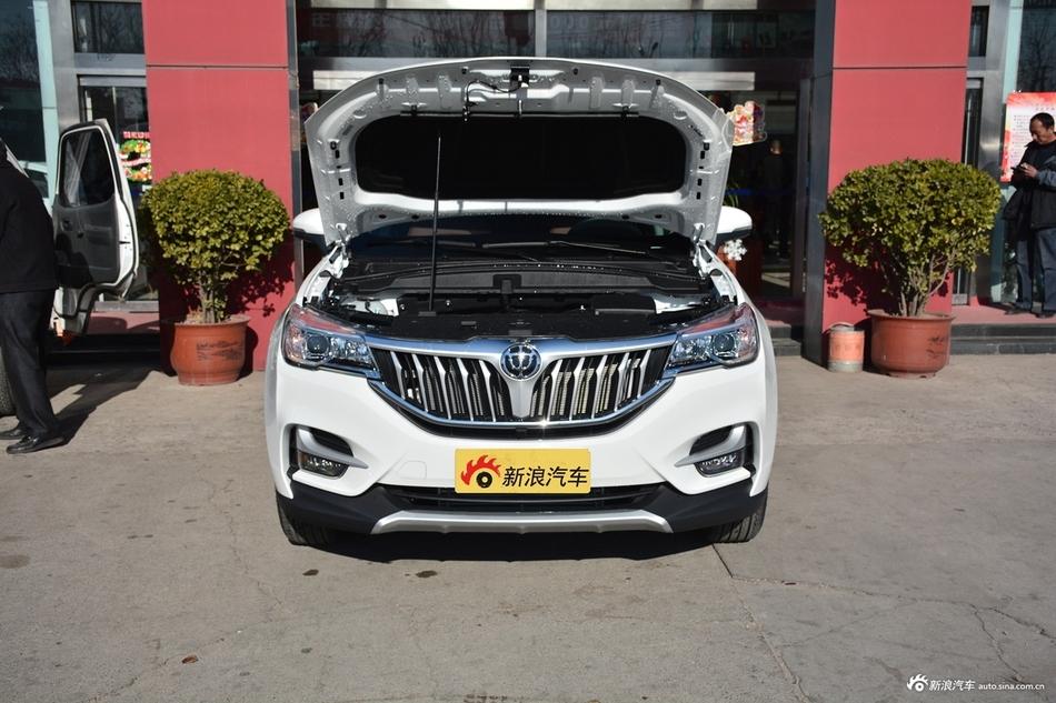 2018款中华V6 1.5T手动豪华型