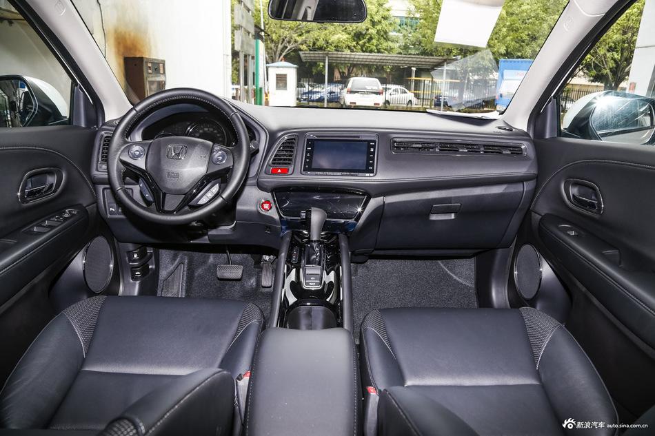 2015款缤智1.8L CVT四驱旗舰型 塔夫绸白